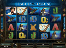 Leagues of Fortune review