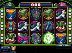 Microgaming's Sneak-a-Peak: Planet Exotica